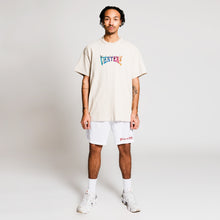 ROUGHNESS SHORTS - WHITE