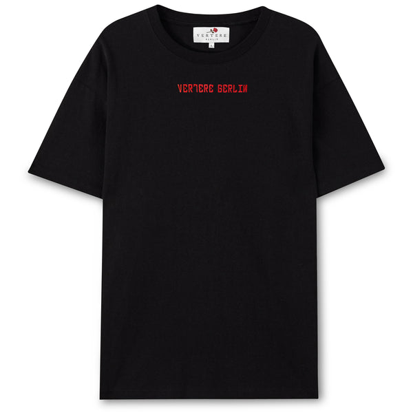 HIGH LOGO T-SHIRT - BLACK
