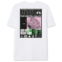 HEALTHY MIND T-SHIRT - WHITE