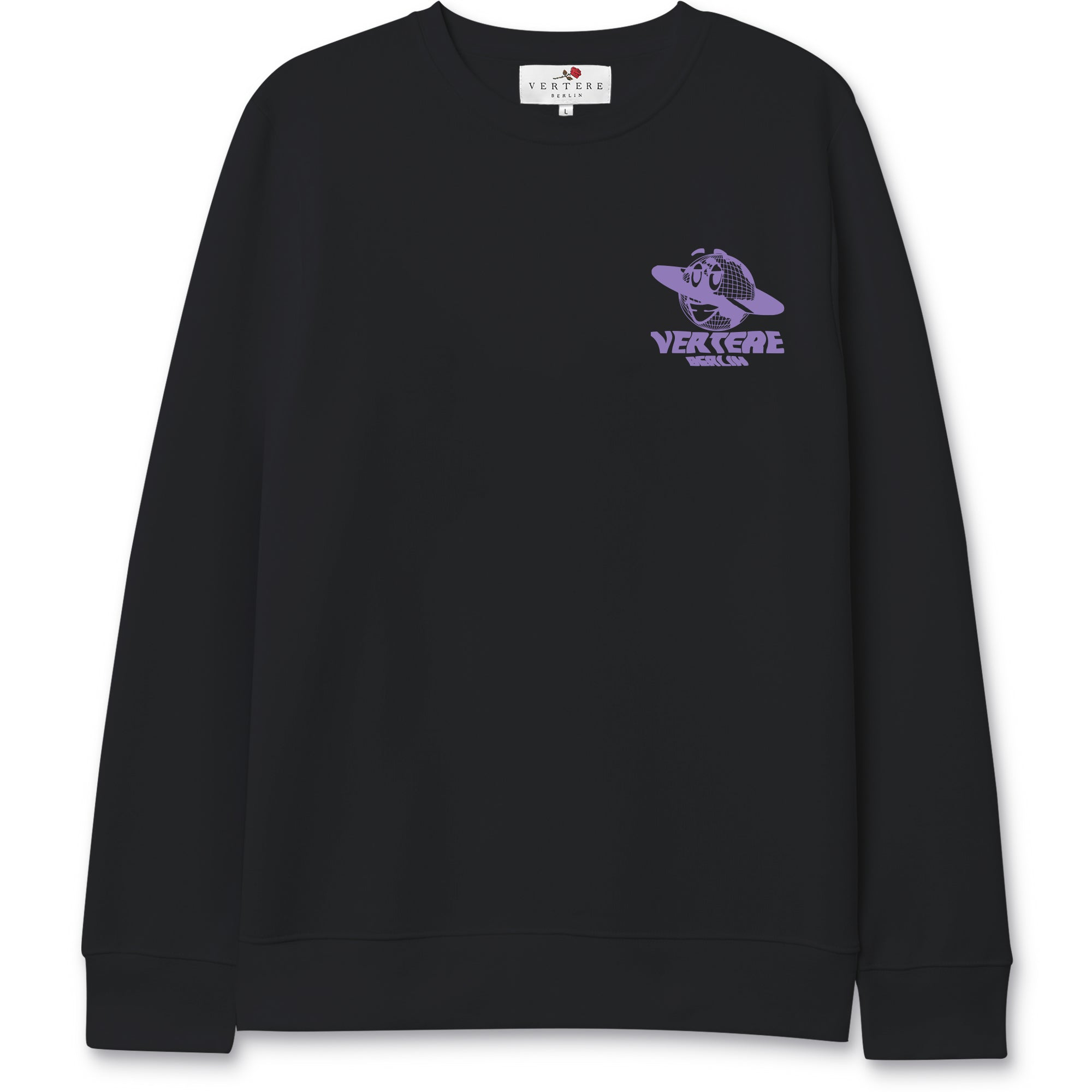 HOTLINE SWEATER - BLACK