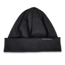 SHORT MERINO BEANIE - ANTHRACITE