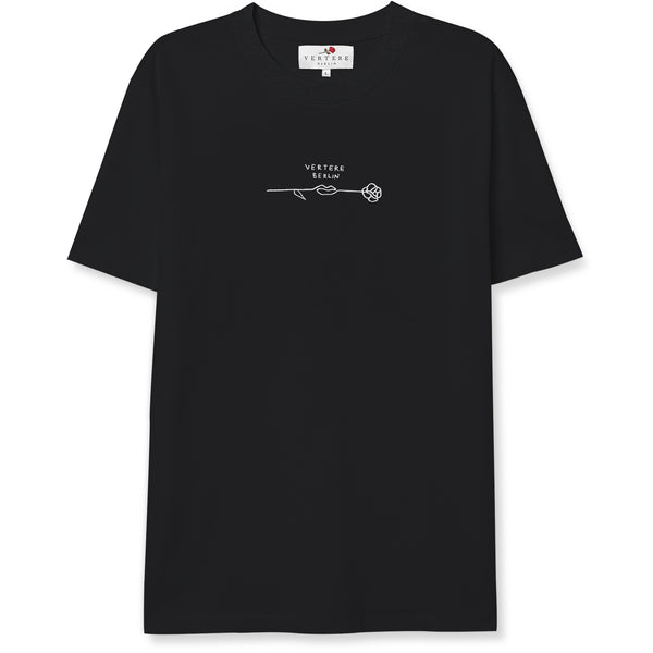 DATENIGHT T-SHIRT - BLACK