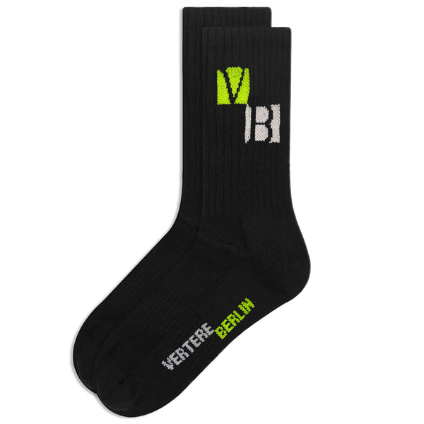 TENNIS SOCKS VB - BLACK