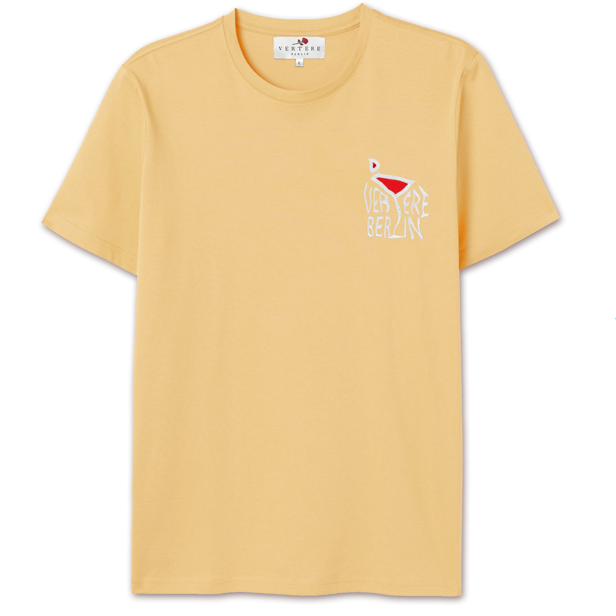 COCKTAIL T-SHIRT - PEACH