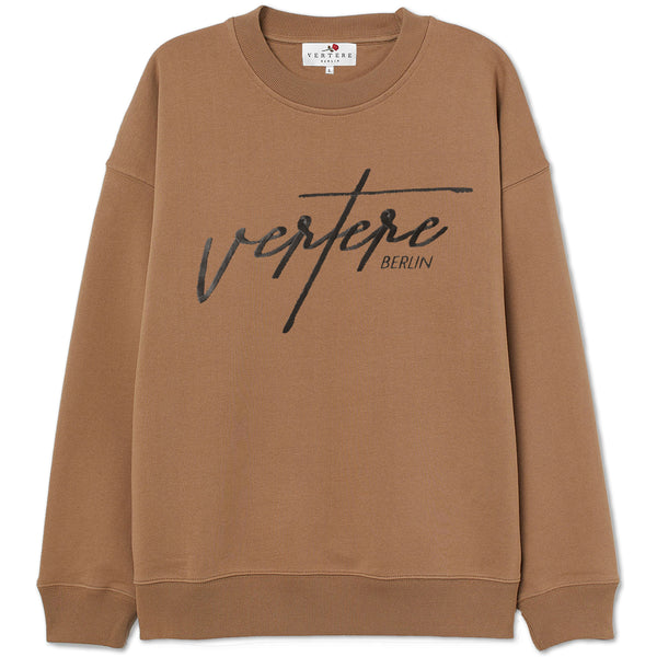 COLORIZE SWEATER - CAMEL