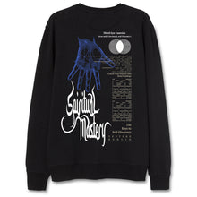 SPIRITUAL MASTERY SWEATER - BLACK