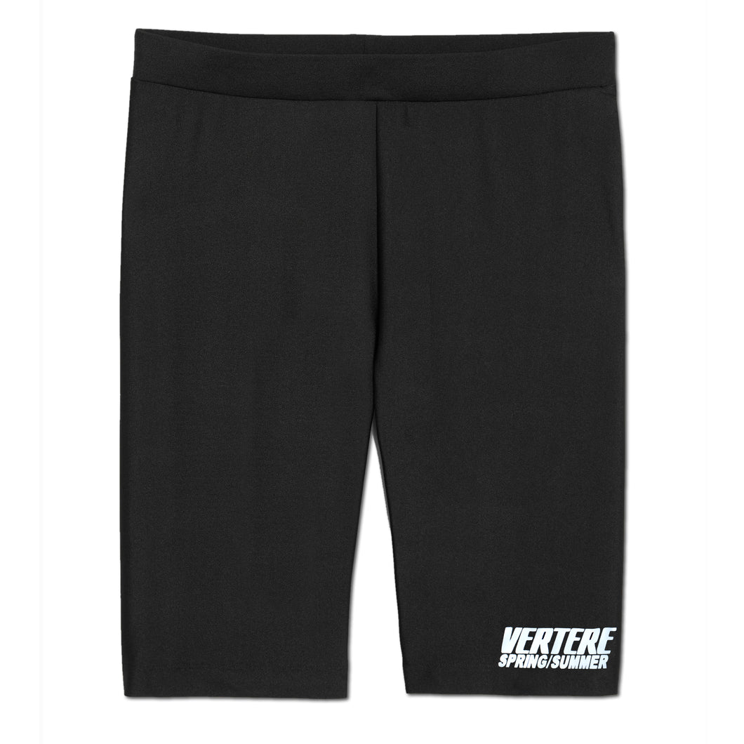 SPRING/SUMMER LADIES CYCLING SHORTS - BLACK