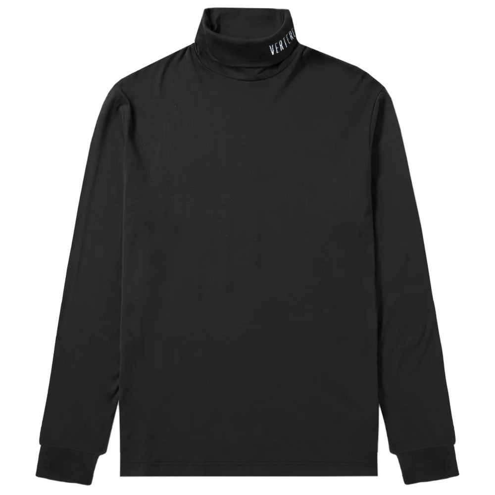 TURTLENECK VERTERE BERLIN LONGSLEEVE - BLACK
