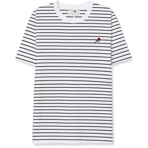 ROSE T-SHIRT - STRIPES