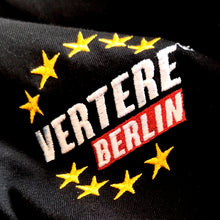 VERTERE UNITED STARS T-SHIRT - BLACK