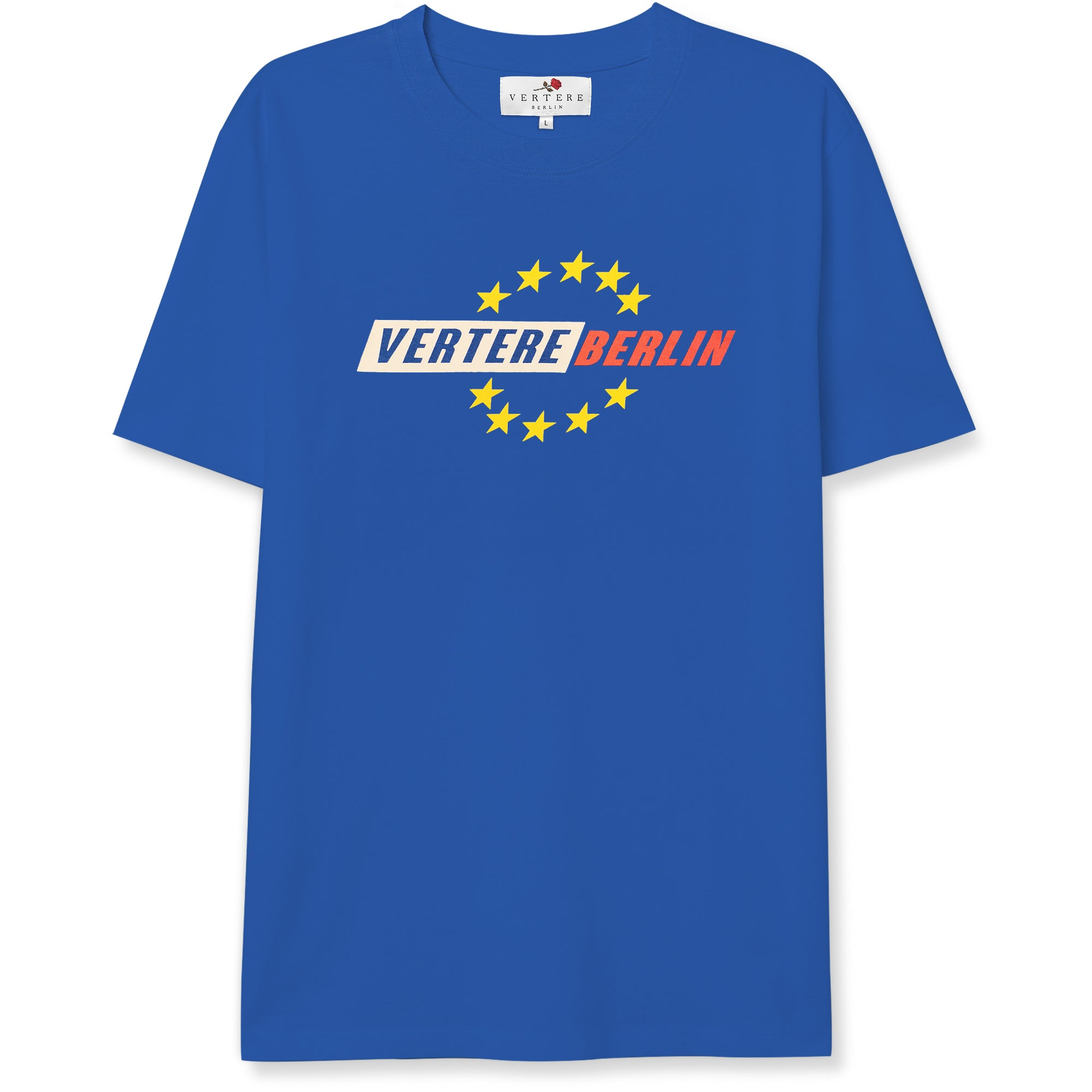 VERTERE UNITED T-SHIRT - ROYAL