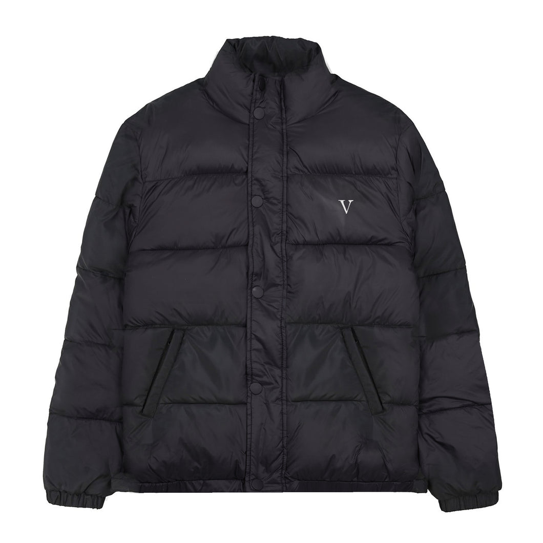 PUFF JACKET - BLACK