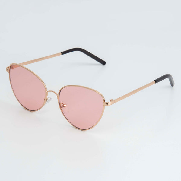 RETRO SUNGLASSES - PINK
