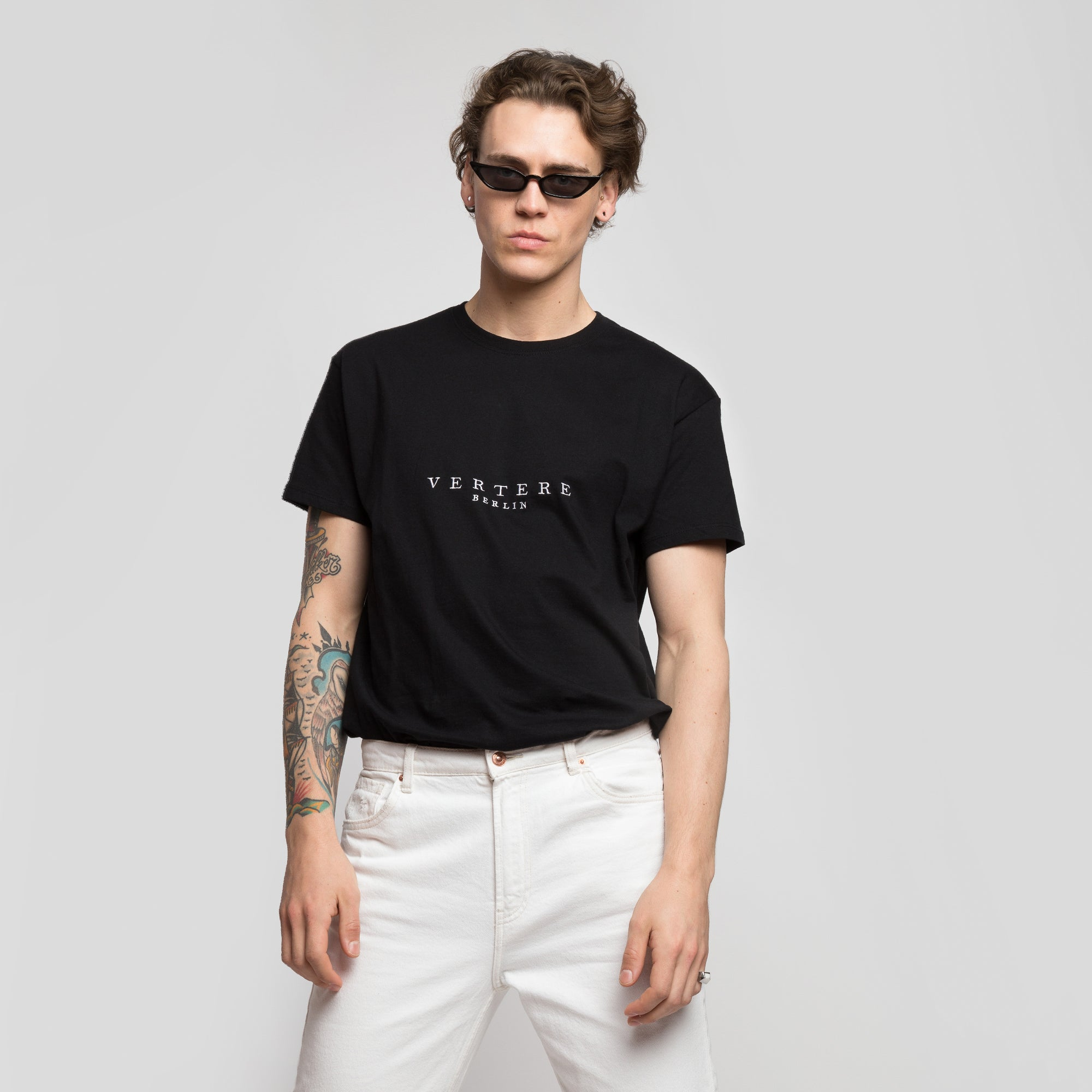 VERTERE BERLIN T-SHIRT - BLACK