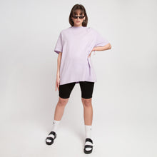 FACES T-SHIRT - LIGHTPURPLE