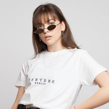 VERTERE BERLIN T-SHIRT - WHITE
