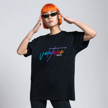 COLORIZE T-SHIRT - BLACK