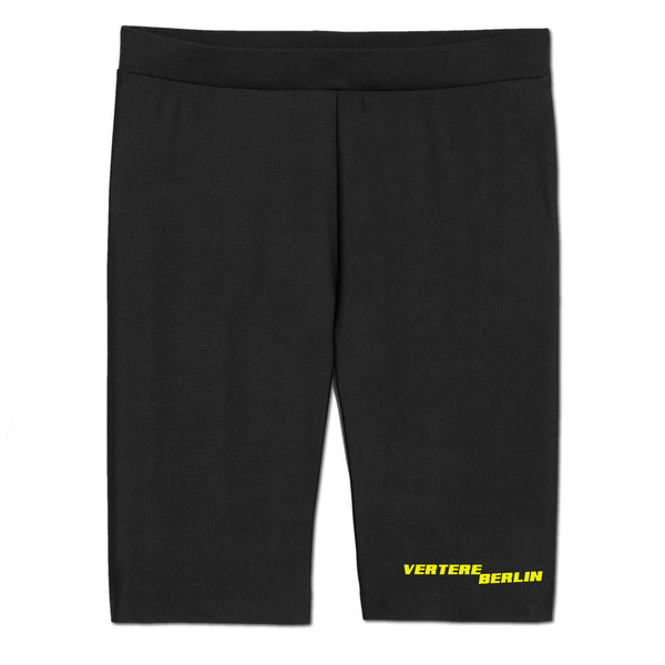 LADIES CYCLING SHORTS - BLACK