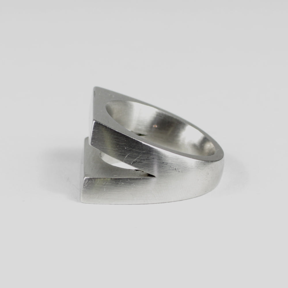 STEEL RING - THE EQUAL by e//r