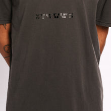 STRICTLY DANCEFLOOR BUSINESS T-SHIRT - WASHED BLACK