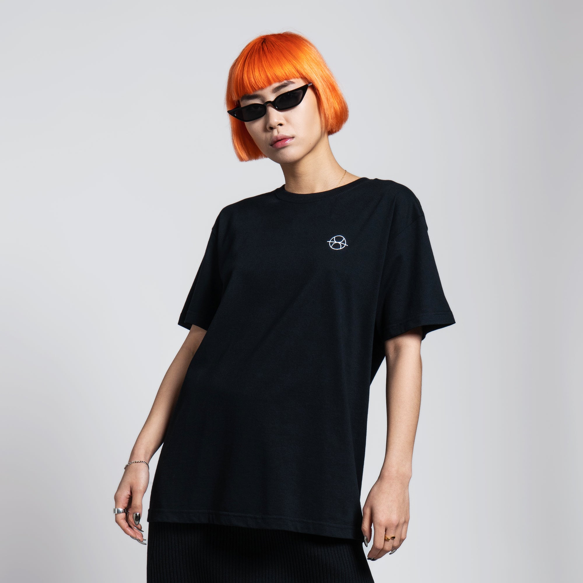 RADIKON COLLAB T-SHIRT - BLACK