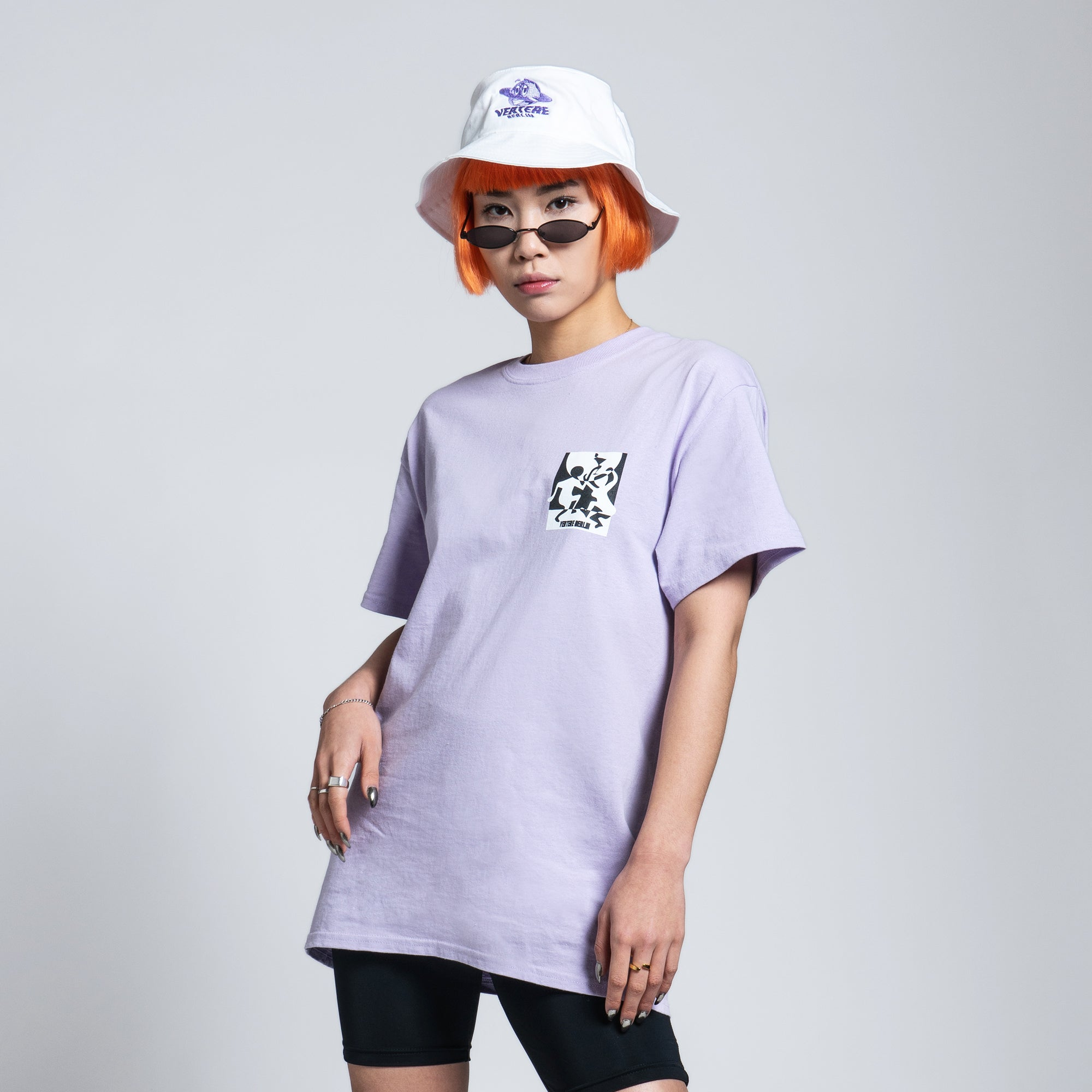 MIDNIGHT MAGIC T-SHIRT - LIGHT-PURPLE
