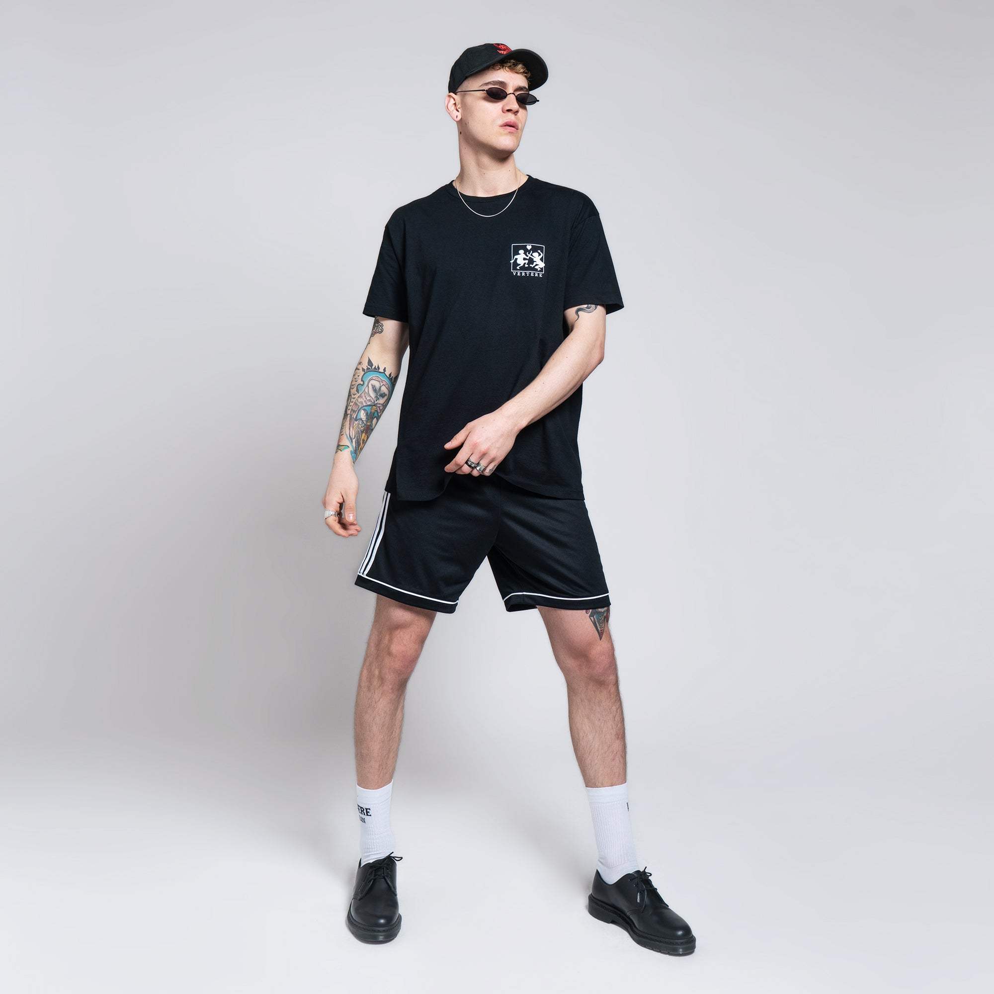 HEALTHY MIND T-SHIRT - BLACK