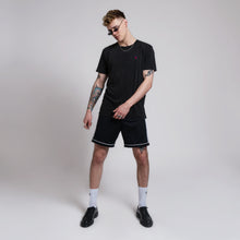 HOMEWORK T-SHIRT - WASHED BLACK