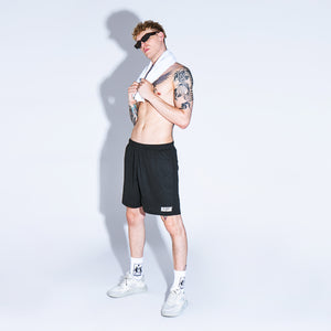 SPRING/SUMMER SHORTS - BLACK