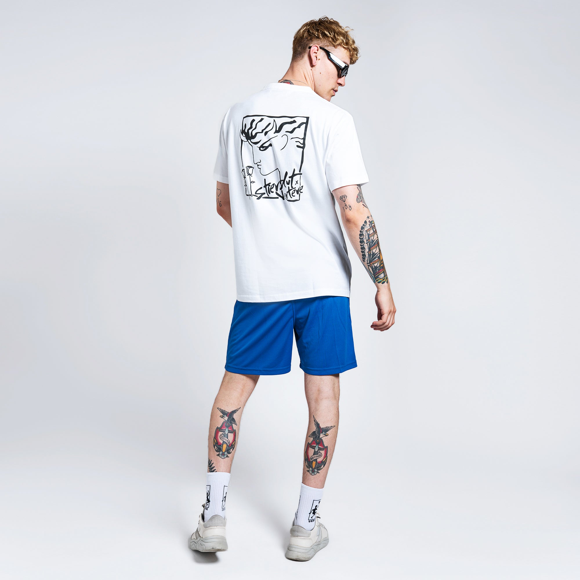 SPRING/SUMMER SHORTS - ROYAL BLUE