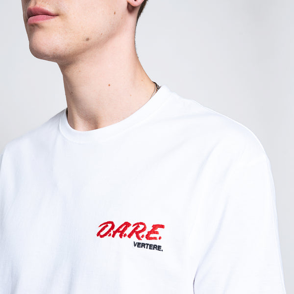 DARE T-SHIRT - WHITE