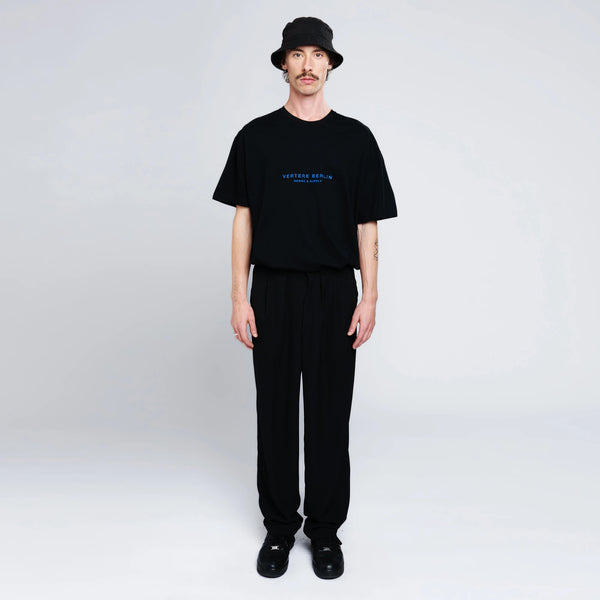 DESIRE & SUPPLY T-SHIRT - BLACK