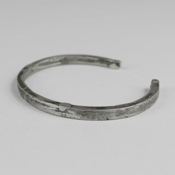 STEEL BRACELET - THE RAW by e//r