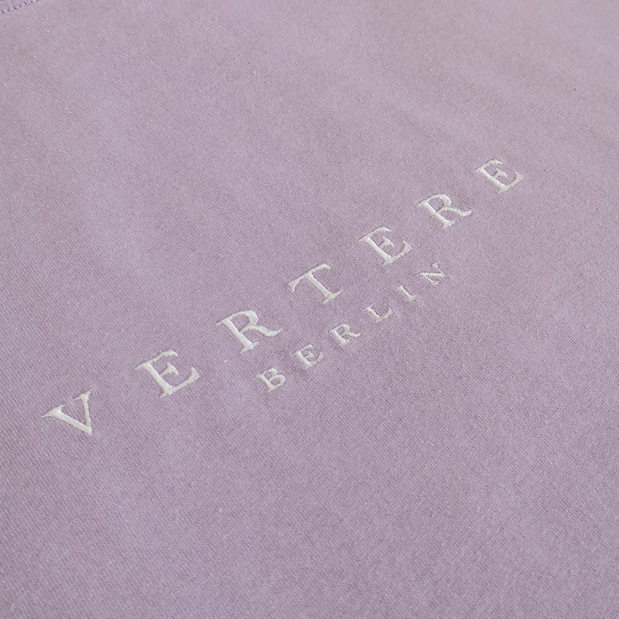 VERTERE BERLIN T-SHIRT - LIGHTPURPLE