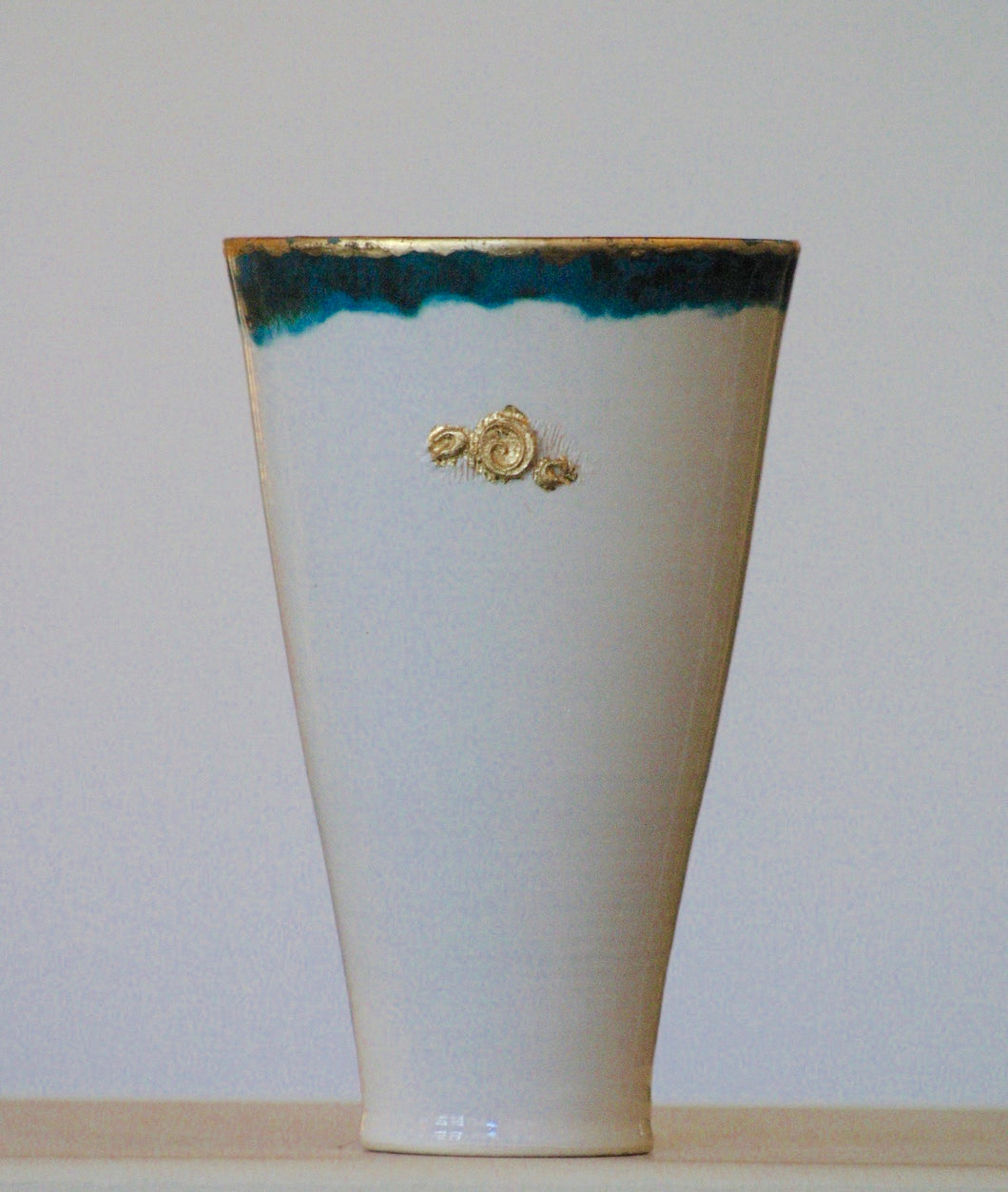 Ceramic Vase, Jewel Collection