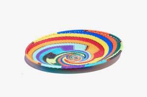 Zulu Telephone Wire Basket (Small Platter)
