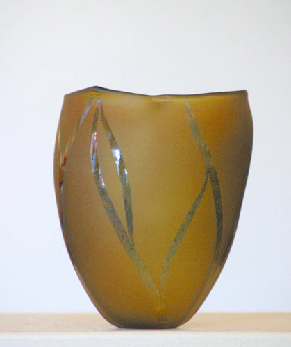 Sargasso Small Reed Vase