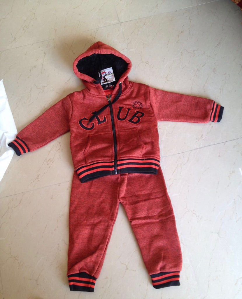 5e8bd5107 Fashion Casual Sports Baby Girls Boys Kids Jacket & Pant Winter Coat Autumn Winter  Warm Children