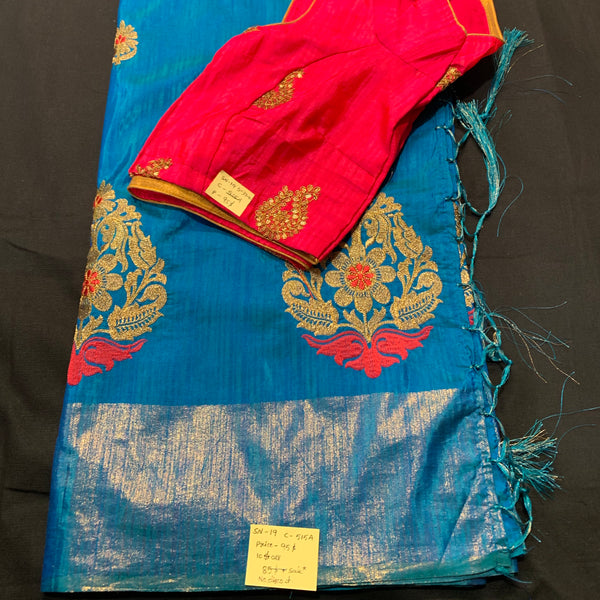 Ready to wear saree with stitched Blouse, pico and fall fully stitched party wear Saree