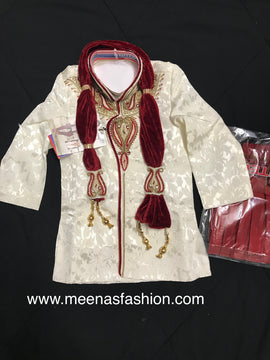 Sharvani model boys heavy party wear-Ethnic wear
