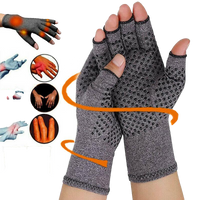 Compression Gloves Carpal Tunnel Arthritis Pain Relief Therapeutic Brace