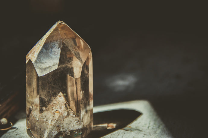 Crystals & Their Magical Properties