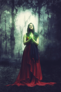 Green Witch Deities and Their Powers
