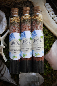 Animal Totem Bath Salts