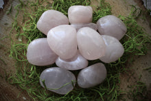 Tumbled Rose Quartz-Large