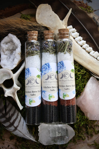 Witches Brew Bath Salts