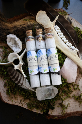 New Moon Ritual Bath Salts