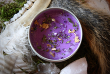 Purple Ritual Candles