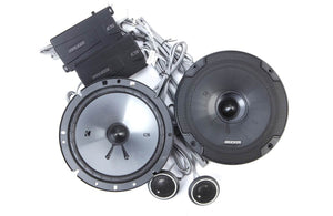 "46CSS654 Kicker:6x1/2"" Component Speaker System CS Series"