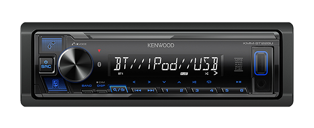 KMM BT228U KEN:Digital Media Receiver with Bluetooth